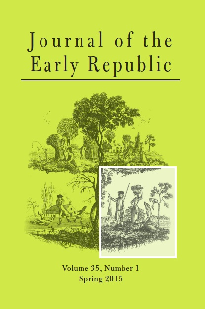 Image result for journal of the early republic